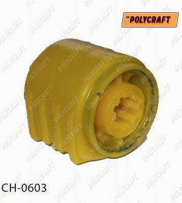 Полиуретановый сайлентблок рычага переднего нижнего (задний) ch0603