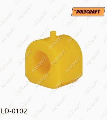 Полиуретановая втулка стабилизатора (переднего) внутренняя ld0102