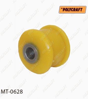Поліуретановий сайлентблок заднього поперечного важеля (зовнішній) / цапфи  mt0628