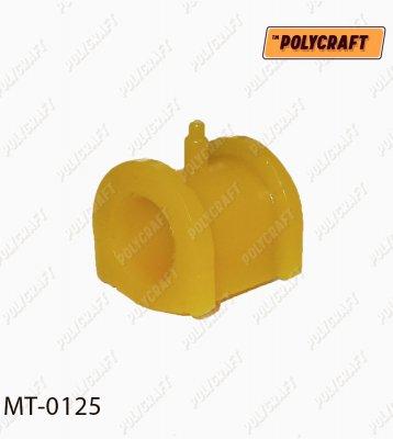 Поліуретанова втулка стабілізатора (переднього) D=22 mm.  mt0125