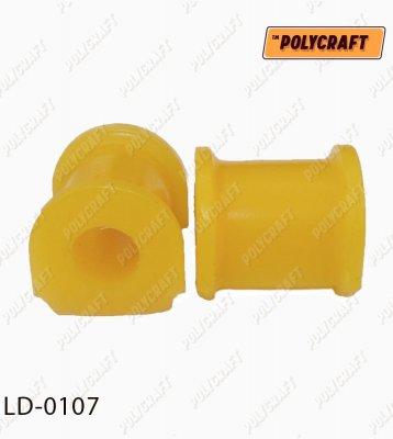 Полиуретановая втулка стабилизатора (переднего) D = 22,3mm. ld0107