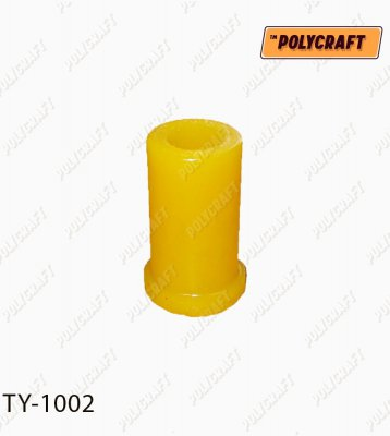 Полиуретановая втулка задней рессоры (верхняя) ty1002