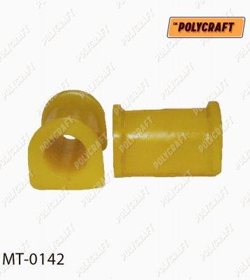 Полиуретановая втулка стабилизатора (переднего) D = 18 mm. mt0142