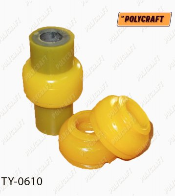Поліуретановий (плаваючий) сайлентблок заднього верхнього поперечного важеля  ty0610
