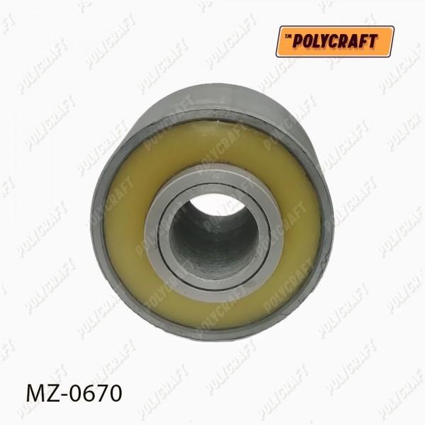 Поліуретановий (запресований) сайлентблок важеля переднього (задній)