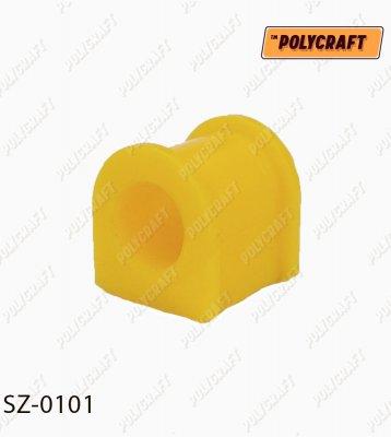 Поліуретанова втулка стабілізатора (переднього) D=26/25 mm.  sz0101