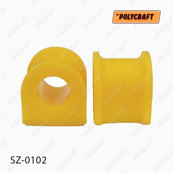 Поліуретанова втулка стабілізатора (переднього) D=26/25 mm.