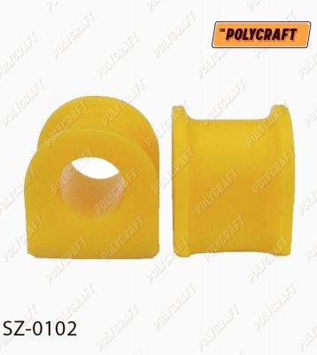 Полиуретановая втулка стабилизатора (переднего) D = 26/25 mm. sz0102