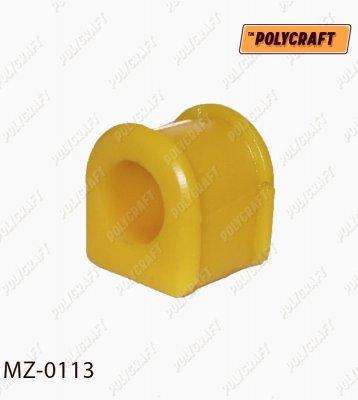 Поліуретанова втулка стабілізатора (переднього) D=22,5 mm.  mz0113