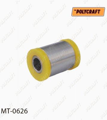 Полиуретановый сайлентблок переднего амортизатора (снизу) mt0626