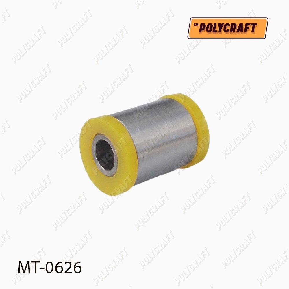 Полиуретановый сайлентблок переднего амортизатора (снизу)