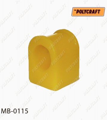 Поліуретанова втулка стабілізатора (переднього) D=22 mm.   mb0115