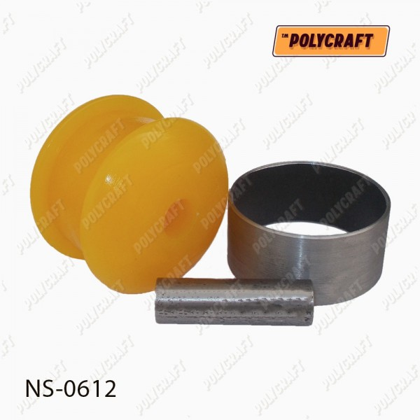 Полиуретановый сайлентблок рычага переднего нижнего (задний) D = 84 mm.
