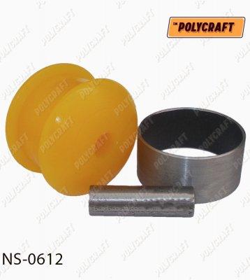 Полиуретановый сайлентблок рычага переднего нижнего (задний) D = 84 mm. ns0612
