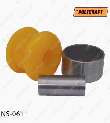 Полиуретановый сайлентблок рычага переднего нижнего (передний) ns0611