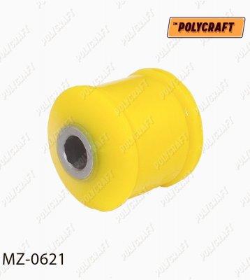 Полиуретановый сайлентблок задней продольной тяги (передний) mz0621