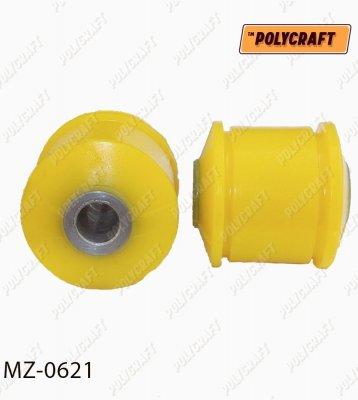 Поліуретановий сайлентблок задньої повздовжньої тяги (передній)  mz0621
