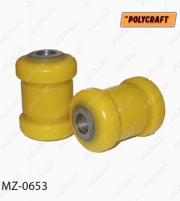 Поліуретановий сайлентблок важеля переднього (передній)  mz0653