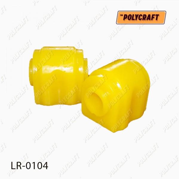 Поліуретанова втулка стабілізатора (заднього) D=21,5 mm.