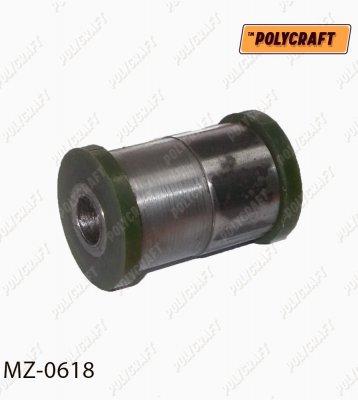 Полиуретановый сайлентблок заднего рычага (внутренний) развальный mz0618