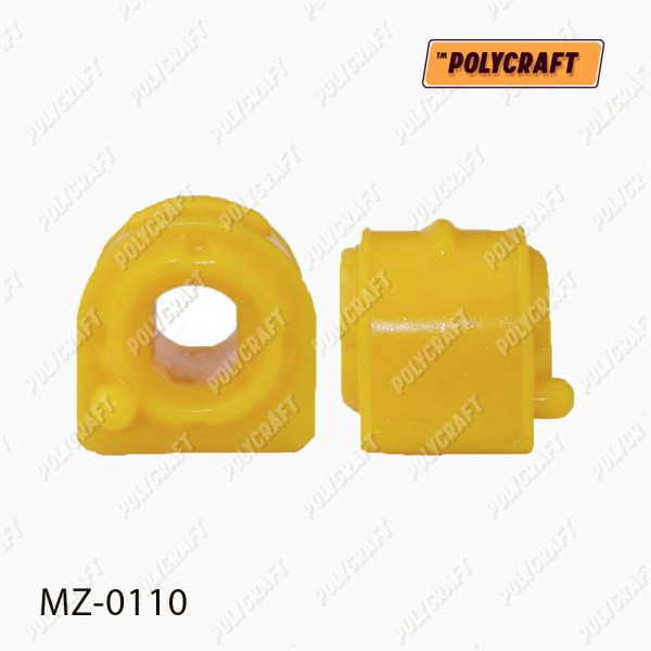Поліуретанова втулка стабілізатора (заднього)  D=13/16 mm.
