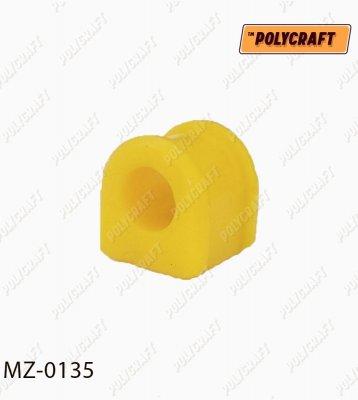 Полиуретановая втулка стабилизатора (переднего) D = 21,5 / 20 mm. mz0135