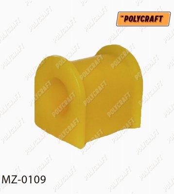 Полиуретановая втулка стабилизатора (переднего) D = 23 mm. mz0109