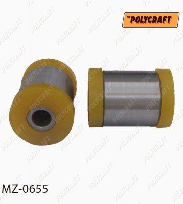 Поліуретановий сайлентблок важеля переднього нижнього (внутрішній)   D=40 mm.   mz0655