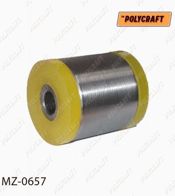 Полиуретановый сайлентблок рычага переднего нижнего (внешний) mz0657