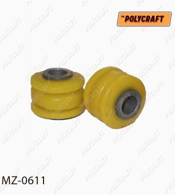 Полиуретановый сайлентблок задней стойки стабилизатора mz0611