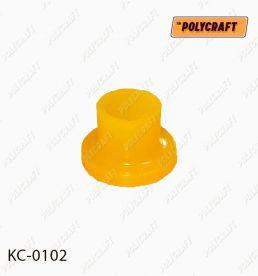 kc0102 Втулка D - зовнішній = 19 mm. H - висота = 19 mm. D - внутрішній = 15 mm.