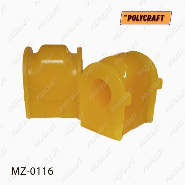 Поліуретанова втулка стабілізатора (переднього) D=22/21 mm.