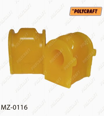 Поліуретанова втулка стабілізатора (переднього) D=22/21 mm.   mz0116