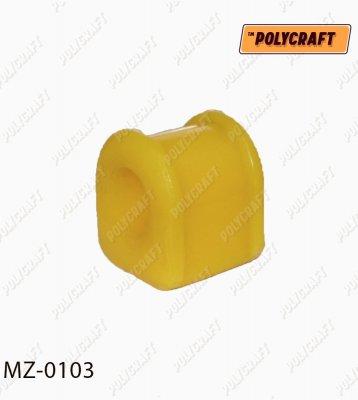 Поліуретанова втулка стабілізатора (заднього) D=20 mm.  mz0103