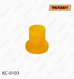 kc0103 Втулка D - зовнішній = 21 mm. H - висота = 29 mm. D - внутрішній = 26 mm.