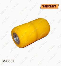 iv0601 Поліуретановий сайлентлок задньої підвіски  D=66 mm. (зовнішній),  D=25 mm. (внутрішній),  L=120 mm. (довжина)