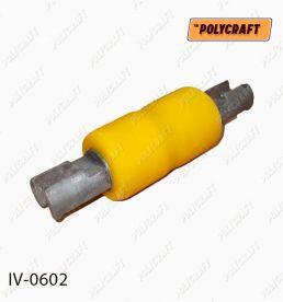 iv0602 Поліуретановий сайлентлок задньої підвіски D=65 mm. (зовнішній),  L=120 mm. (довжина), L=240 mm. (довжина повна)