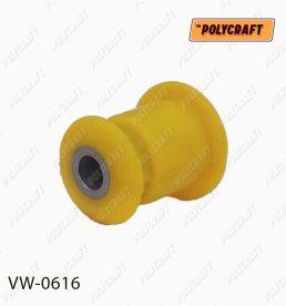 vw0616  Поліуретановий  сайлентблок передньої та задньої підвіски 7L8407183, 7H0407183