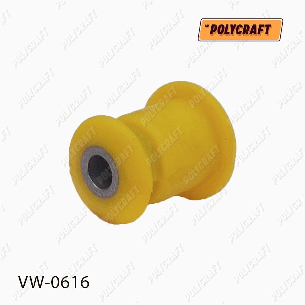 Полиуретановый сайлентблок передней и задней подвески 7L8407183, 7H0407183