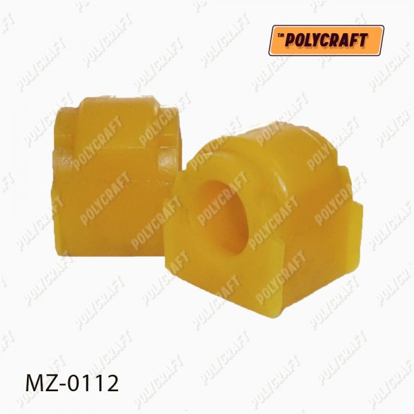 Полиуретановая втулка стабилизатора (переднего) D = 31,5 mm.