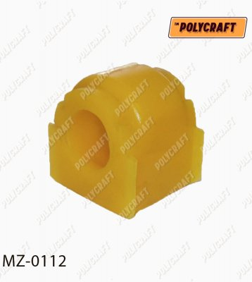 Полиуретановая втулка стабилизатора (переднего) D = 31,5 mm. mz0112