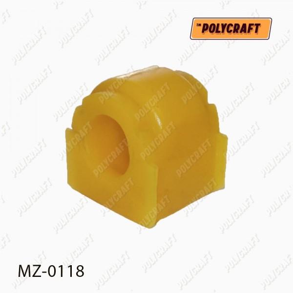 Полиуретановая втулка стабилизатора (переднего) D = 26,5 mm.