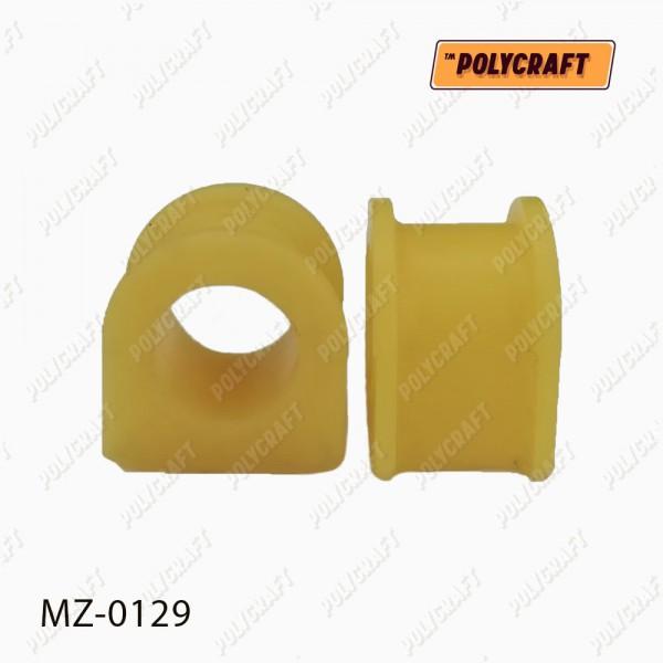 Поліуретанова втулка стабілізатора (переднього) D=27/26 mm.