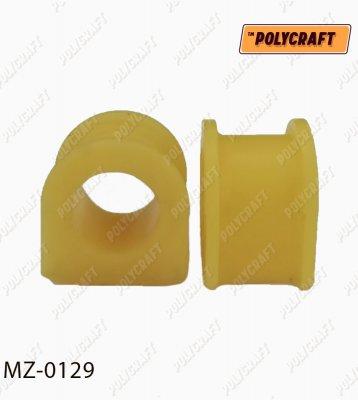 Поліуретанова втулка стабілізатора (переднього) D=27/26 mm.   mz0129