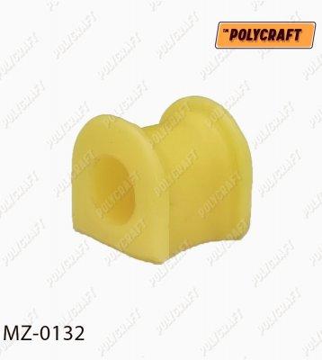 Поліуретанова втулка стабілізатора (заднього) D=17 mm.   mz0132