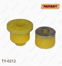 ty0212 Комплект полиуретановых втулок стойки стабилизатора (заднего)
