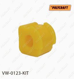 vw0123kit Поліуретанова втулка стабілізатора (переднього) ремонтна. D=14,5 mm
