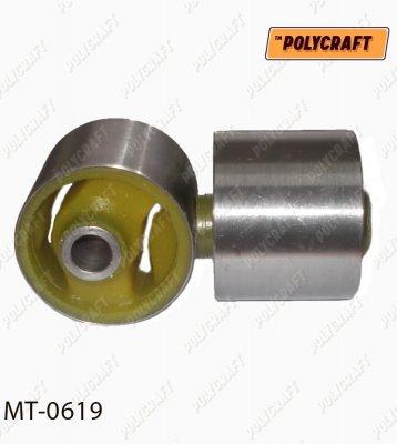 Поліуретановий сайлентблок заднього поздовжнього важеля (передній) mt0619