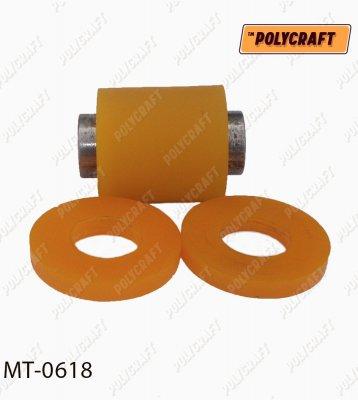 Поліуретановий сайлентблок задньої підвіски, поперечних важелів (внутрішній)    mt0618