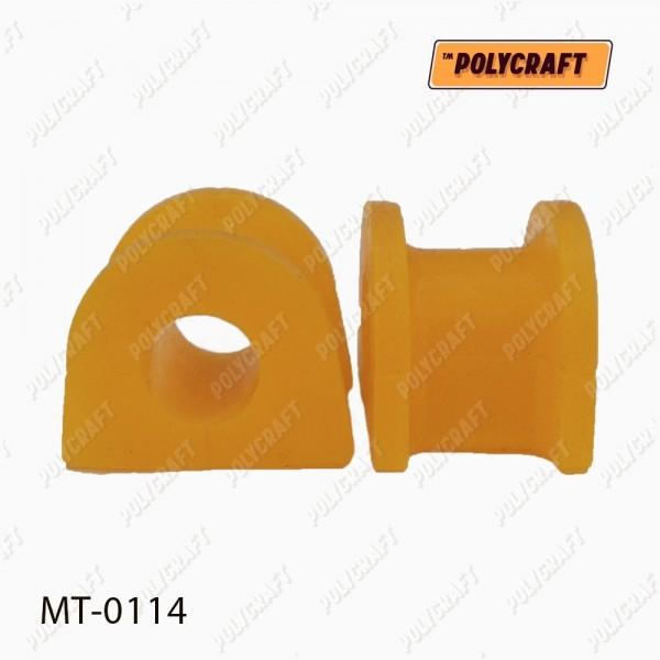 Поліуретанова втулка стабілізатора (заднього) D=27 mm.